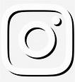 Instagram White Logo - Instagram Logo Png White Outline ...