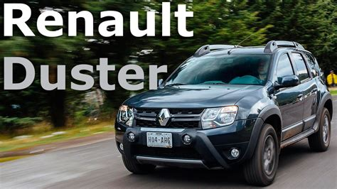 renault mexico renault duster mexico autos post