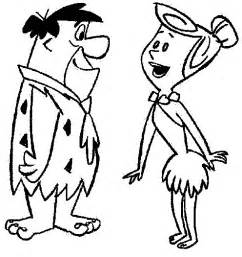 HD wallpapers flintstones coloring pages to print
