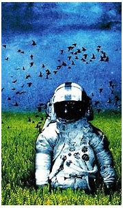 astronaut, Nasa, Space, Sci fi, Wtf, Psychedelic, Artwork ...