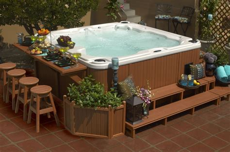 pictures of outdoor spas 20 hot tubs for bathing relaxation