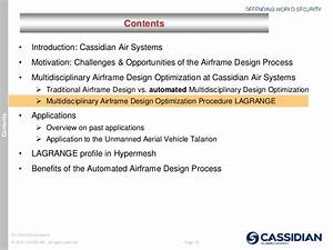 Integrated Cae Solutions Multidisciplinary Structure