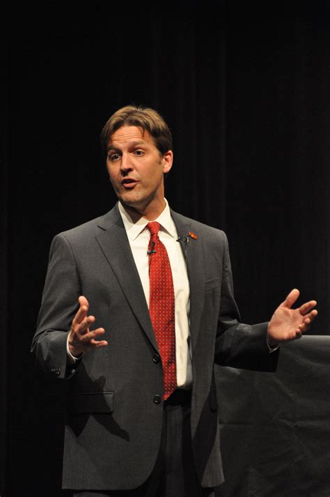 Domina, Sasse Meet for Forum at Boys' and Girls' State