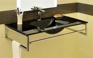 Vasque En Verre : vasque en verre serena ~ Melissatoandfro.com Idées de Décoration