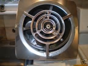 Nutone Bathroom Exhaust Fan Replacement vintage nutone exhaust fan mint in box today s ebay