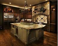 old world kitchens I Love Kitchens! - Clear As Mud