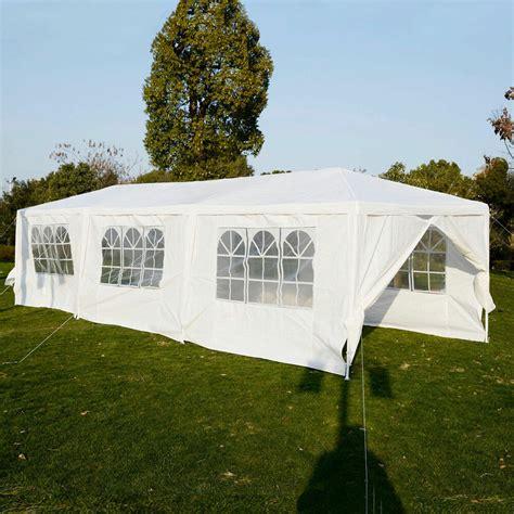 event gazebo wedding tent 10 x30 canopy outdoor gazebo pavilion