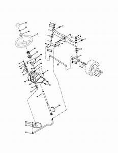 32 Husqvarna Yth24k48 Drive Belt Diagram