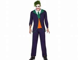 Deguisement Joker Enfant : costume adulte joker taille m l ou xl atosa 28865 le sp cialiste du ballon sous toutes ses ~ Preciouscoupons.com Idées de Décoration