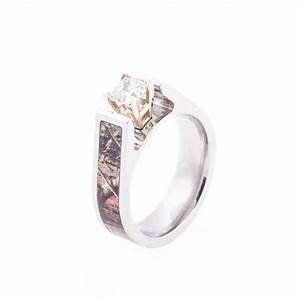 camo wedding rings with real diamonds mini bridal With real diamond camo wedding rings