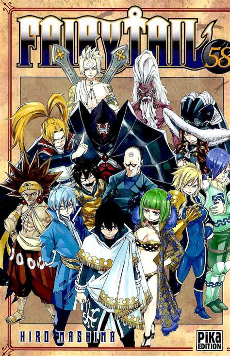 fairy tail tome  nous les spriggan yzgeneration