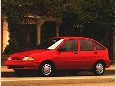 1996 Ford Aspire Reviews, Specs and Prices Carscom