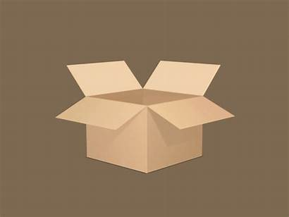 Box Giphy Animated Gifs Opening Clipart Animation