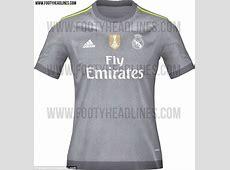 Real Madrid kits for next season Allsoccerplanet