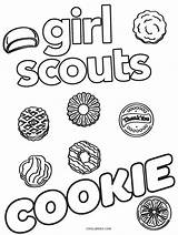 Scout Coloring Printable Daisy Cookie Scouts Sheets Cookies Brownie Cool2bkids Bridging Petals Teens Peaceful Whitesbelfast Female Activity Booth sketch template