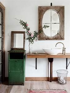 Moquette Salle De Bain : le th me du jour est la salle de bain r tro ~ Dailycaller-alerts.com Idées de Décoration