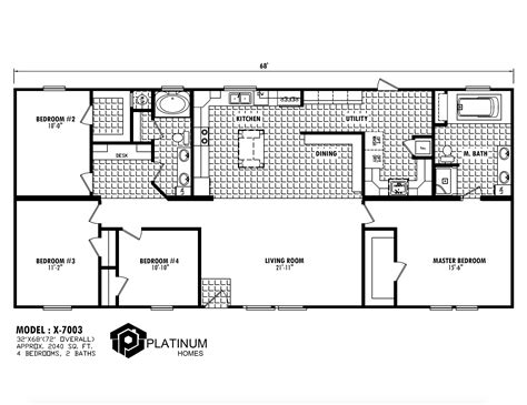 beautiful  bed  bath  sq foot modular home  open floor plan brooks village green homes