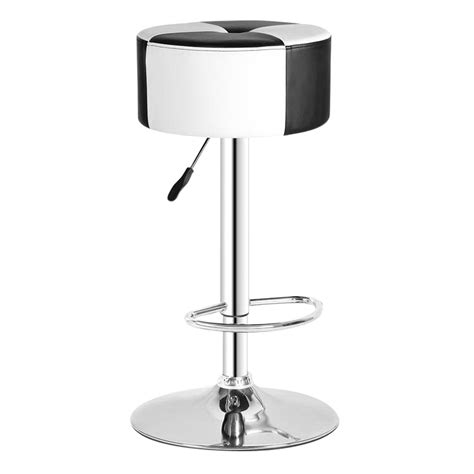 Black And White Stool by Hicks And Hicks Black And White Bar Stool Hicks Hicks