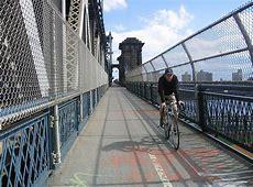 Manhattan Bridge Bikeway to Reopen on Monday – Streetsblog