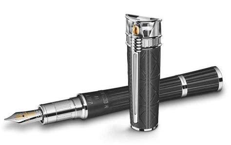 montblanc statue of liberty artisan edition pen