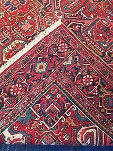 10 tapis persan heriz tres fin With tapis d entrée très fin