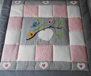 Patchworkdecke Selber Nähen : baby blanket quilt babydecken n hen und patchworkdecke ~ Lizthompson.info Haus und Dekorationen