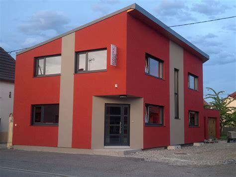 constructeur maison ossature bois alsace maison moderne