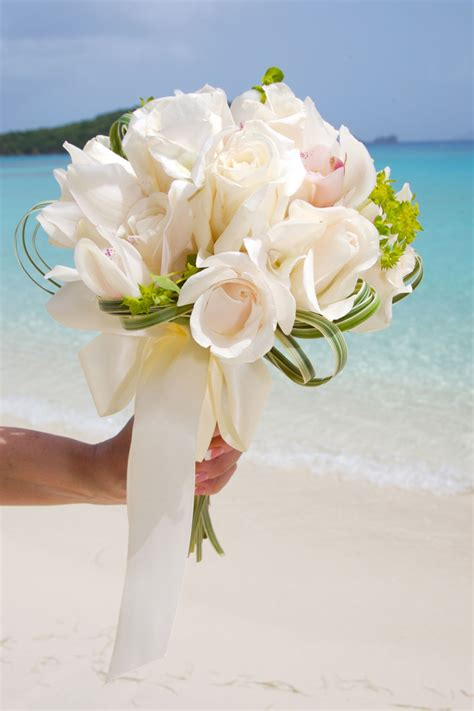 st john virgin islands florists beach wedding flowers