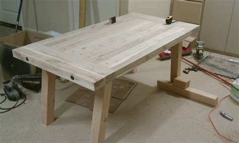 Pottery Barn Dining Table Benchwright