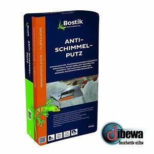 Schimmel Im Putz : bostik anti schimmel putz sanierputz entfeuchtungsputz ~ Watch28wear.com Haus und Dekorationen