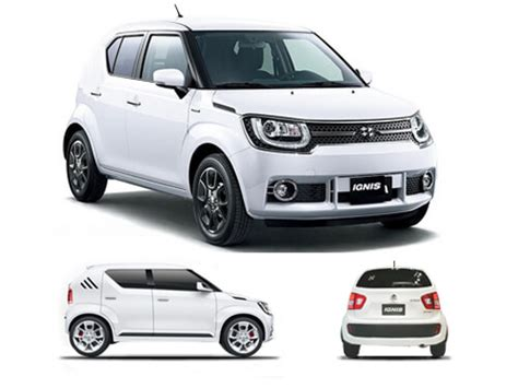 Suzuki Ignis Hd Picture by Maruti Suzuki Ignis 2018 Specification And On Road Price