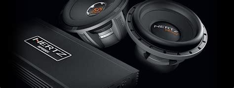 hertz car audio systems  sound experience