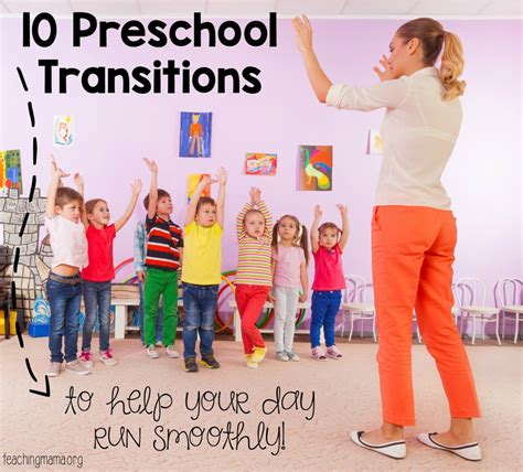 10 preschool transitions songs and chants to help your 187 | 10 Preschool Transitions