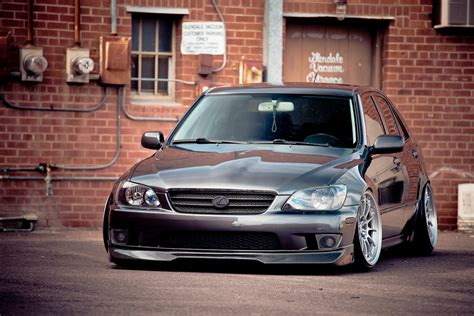 stanced lexus lexus is300 stanced on enkei nt03 39 s chris minshall flickr