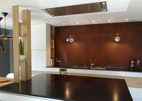 cuisine blanc laque avec ilot cuisine avec ilot central prix cuisine moderne avec ilot