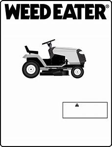 Weed Eater Lawn Mower Hd13538 User Guide