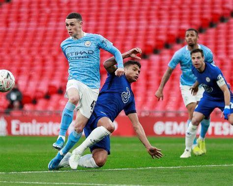 Chelsea reaches FA Cup final to end Man City's quadruple ...