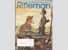 American Rifleman Covers #150199
