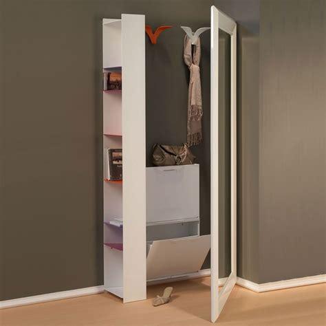 ingressi con specchio specchio da parete angolo rettangolo in legno laccato