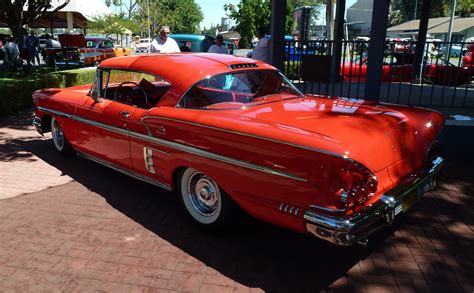 The Blast From The Past 1958 Chevy Impala