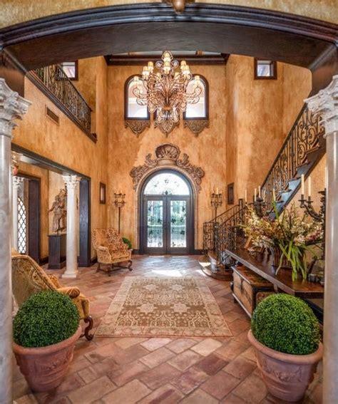 tuscan home interior design