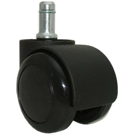 chair caster wheels for floors with wide barrel