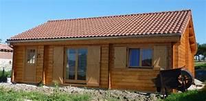 Chalet Bois Kit : chalet habitation bois lorraine chalet bois en kit ~ Carolinahurricanesstore.com Idées de Décoration