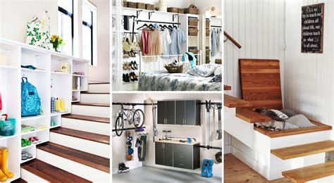 For Home by 20 Inspiring Home Storage Solutions