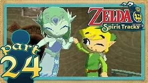 The Legend Of Zelda Spirit Tracks Part 24 Fire Rail