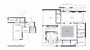 Small House Plans With Inner Courtyard Home And Outdoor