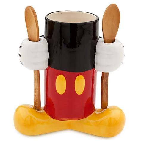 mickey mouse kitchen accessories your wdw disney kitchen caddy the best of mickey 7488