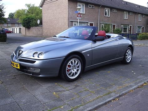 Alfa Romeo Spider by Alfa Romeo Gtv And Spider