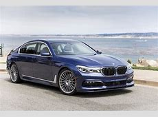 2017 BMW M760i priced from $154,795, Alpina B7 from $137,995