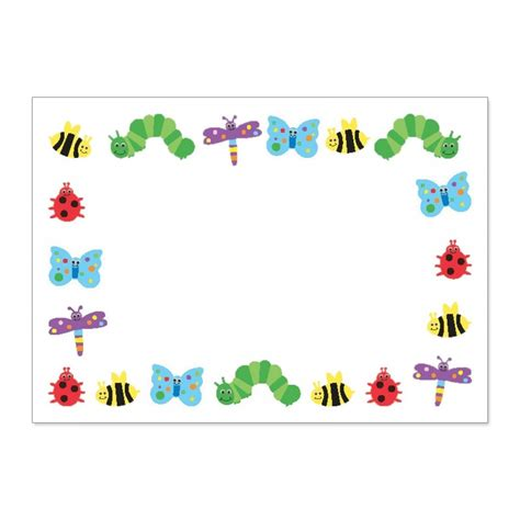 sports themed room bugs label name tags self adhesive
